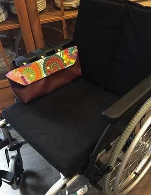 Makerist - Rollstuhltasche - 1