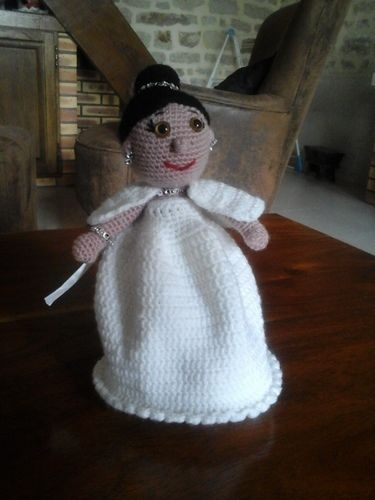 Makerist - jeune mariée  - Créations de crochet - 1