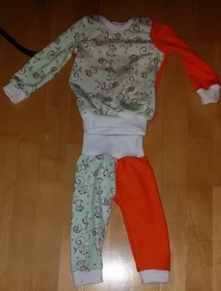 Makerist - Baby Hose und Pulli  - 1