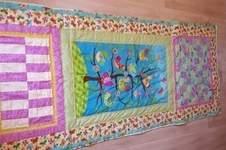 Makerist - fröhlicher Vorhang für Abstellkammertürchen - 1