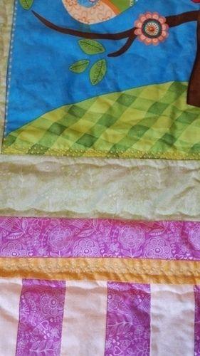 Makerist - fröhlicher Vorhang für Abstellkammertürchen - Patchwork-Projekte - 3
