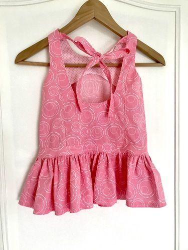 Makerist - Brunette, robe été fillette 3 ans - Créations de couture - 2
