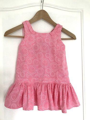 Makerist - Brunette, robe été fillette 3 ans - Créations de couture - 3