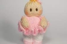 Makerist - Ballerina Bitsy Baby Doll - 1