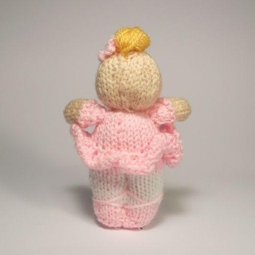 Makerist - Ballerina Bitsy Baby Doll - Knitting Showcase - 2