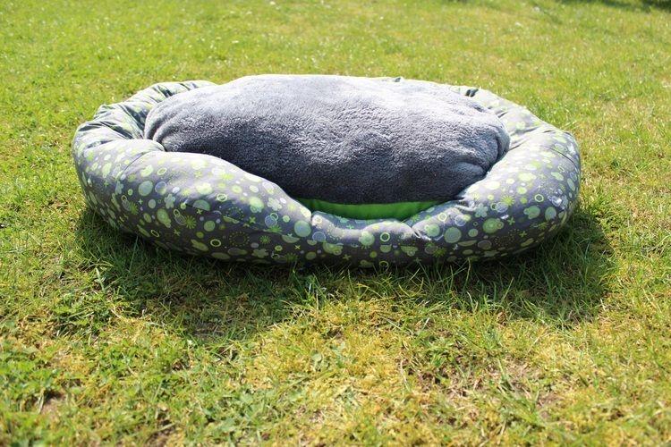 Makerist - Hundebett für unseren Welpen - Nähprojekte - 1