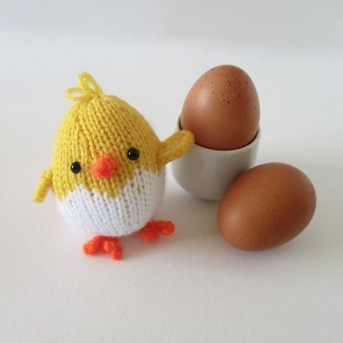 Makerist - Eggy Chicks - Knitting Showcase - 2