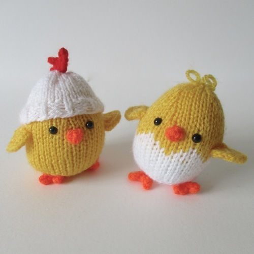 Makerist - Eggy Chicks - Knitting Showcase - 3