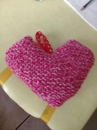 Makerist - Petit coeur - Créations de tricot - 1