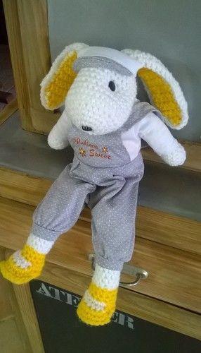 Makerist - Sweet le lapin au crochet  - Créations de crochet - 2
