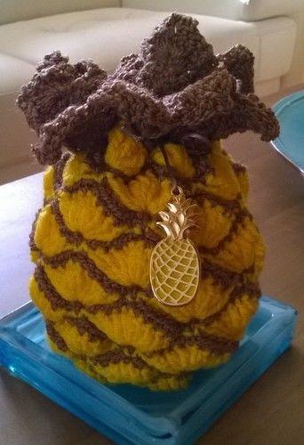 Makerist - Ananas au crochet  - Créations de crochet - 1