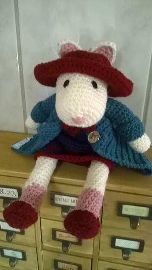 Makerist - Marie la chatte au crochet  - 1
