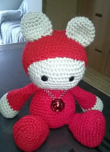 Makerist - Mr Rouge  - Créations de crochet - 1