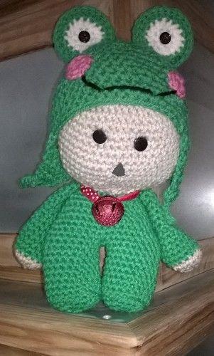 Makerist - Kermitt la grenouille au crochet  - Créations de crochet - 1