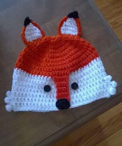 Makerist - Bonnet Renard  - Créations de crochet - 1