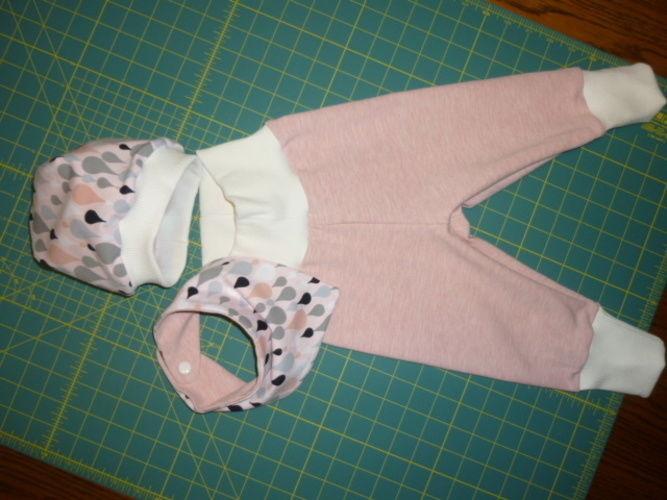Makerist - Baby-Pumphose, Sweat - Nähprojekte - 1
