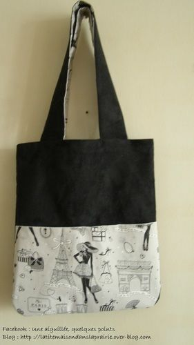 Makerist - Tote bag - Créations de couture - 1