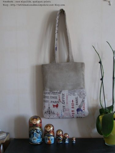 Makerist - Tote bag - Créations de couture - 2
