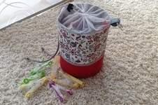 Makerist - Klammerbeutel Dione von Tina Blogsberg  - 1