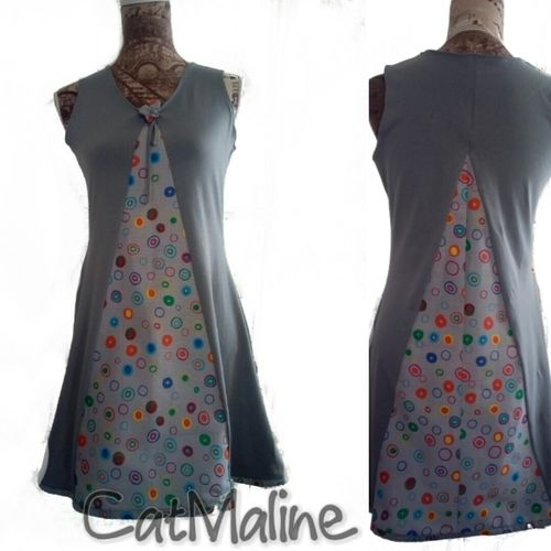 "Makerist - Robe "" beautiful "" - Créations de couture - 1"