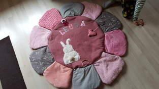 Makerist - Erlebnis Babykuschel und Fühldecke - 1