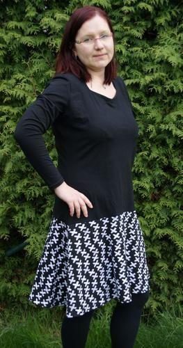 Makerist - Kleid Ella von Pattydoo - Nähprojekte - 2