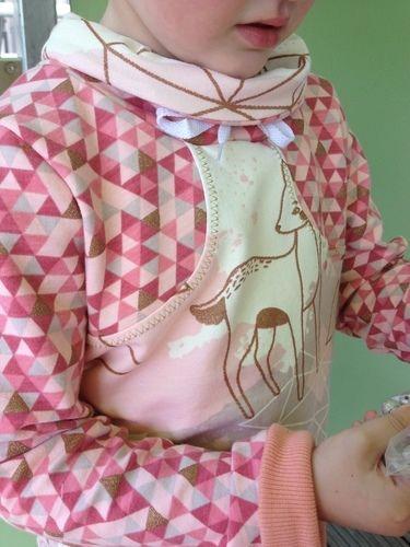 Makerist - Casual Sweater sitzt... - Nähprojekte - 3