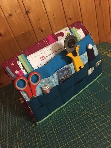 Makerist - Untensilo für Näh-, Mal- oder Bastelsaschen - Nähprojekte - 1
