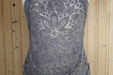Makerist - kreisGILET Vintage Lila - 1
