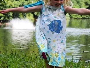 Sommerkleid von Märzenbecher