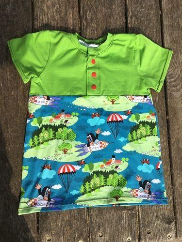 Makerist - Sommershirt mit Knopfleiste - Nähprojekte - 1
