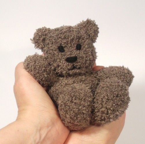 Makerist - Little Bear - Knitting Showcase - 1