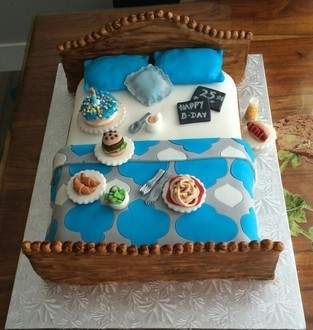 Bett Torte