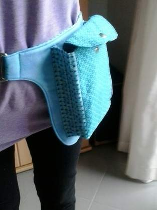 Makerist - Hüfttasche - 1
