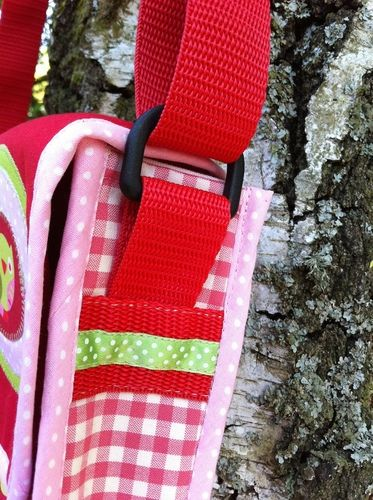 Makerist - Tasche für Kinder - Nähprojekte - 3