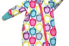 Makerist - Jolly Jumper Softshell-Sandkasten-Overall für meine Lieblings-Nichte Lilli - 1