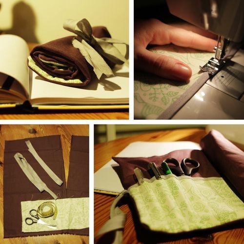 Makerist - Tutorial Stifterolle - Nähprojekte - 1