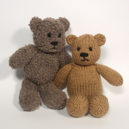 Makerist - A friend for Little Bear - Knitting Showcase - 1