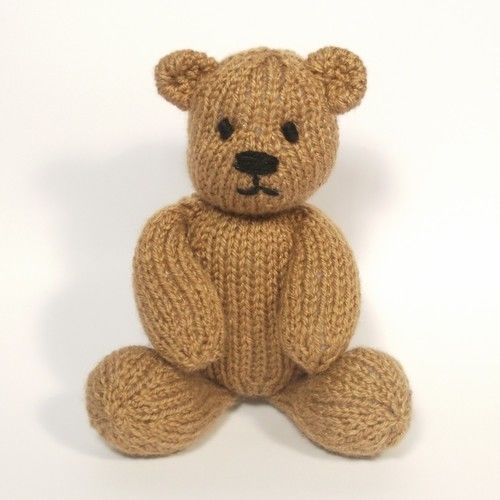 Makerist - A friend for Little Bear - Knitting Showcase - 2