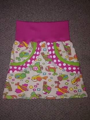 Sommerrock für Mini Mädels
