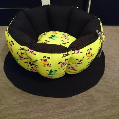 Makerist - Hundekörbchen  - Nähprojekte - 2