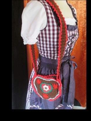 Makerist - Trachtentaschen zum Oktoberfest - 1