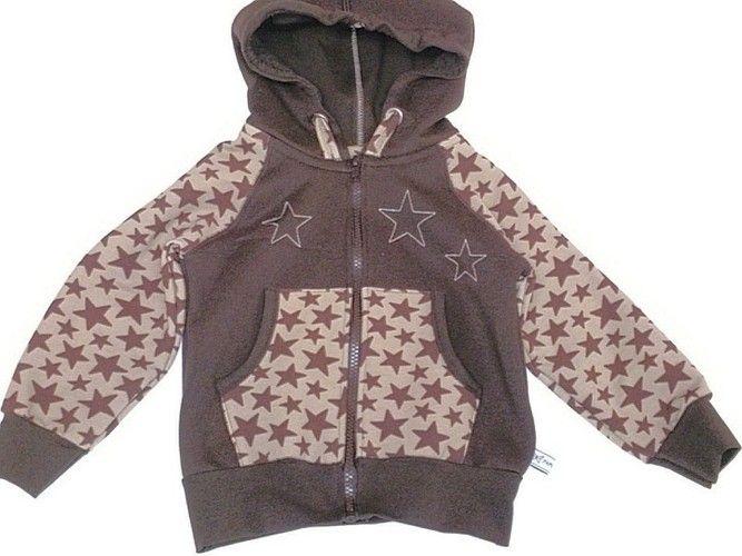 Makerist - Sweatshirt Jacke - Nähprojekte - 1