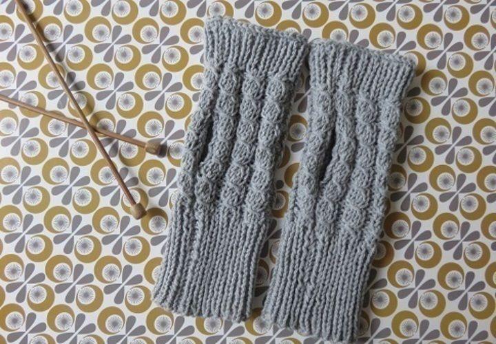 Makerist - Les mitaines de Lucie - Créations de tricot - 1