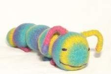 Makerist - Sleepy Caterpillar - 1