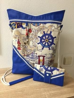 Makerist - Shopper/Falttasche #sweetBIGBAG von SWEET THINGS (FOR LITTLE KINGS) - 1