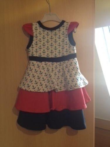 Makerist - Für unsere Kleine ein richtig süsses Kleidchen aus Jersey - Nähprojekte - 2