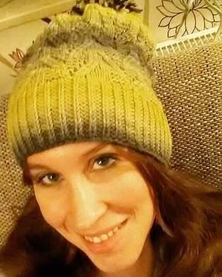 Strickmütze Happy K von Anne Mende