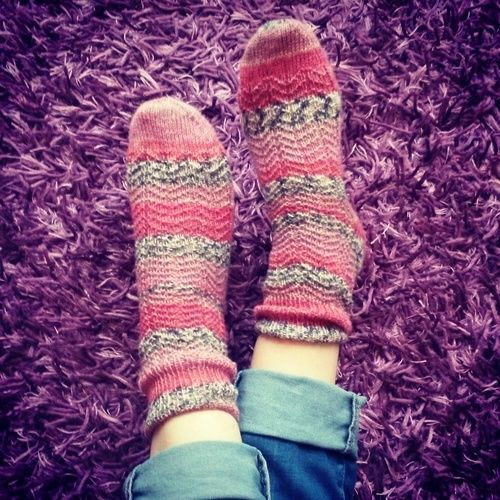 Makerist - Stricksocken - Strickprojekte - 3