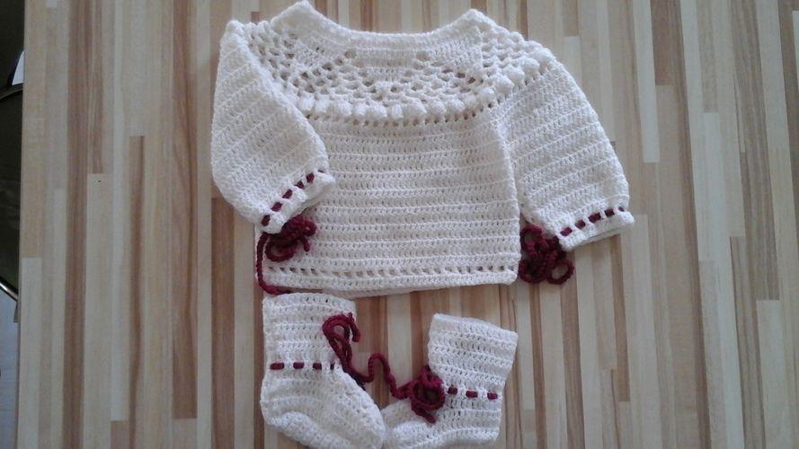 Makerist - Brassiere  - Créations de crochet - 1